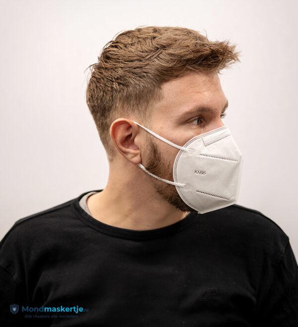 kn95 mondmasker wit mondmaskertje (3)