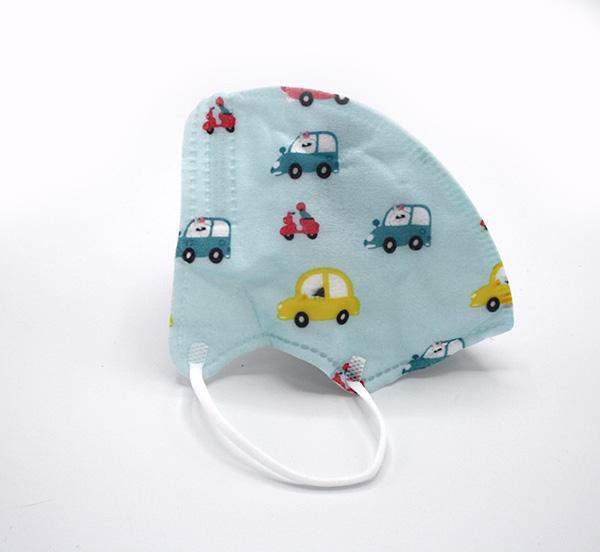 Mondmaskertje-voor-kinderen-met-ventiel-blauw
