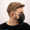 mondmasker zwart wegwerpmasker (3)
