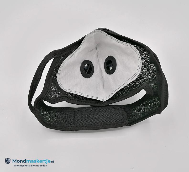 kn95 sportmasker met pm2.5 filter