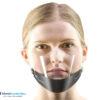 2021 mondmasker restaurant zwart