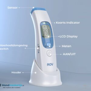 AOV Contactloze Infrarood thermometer