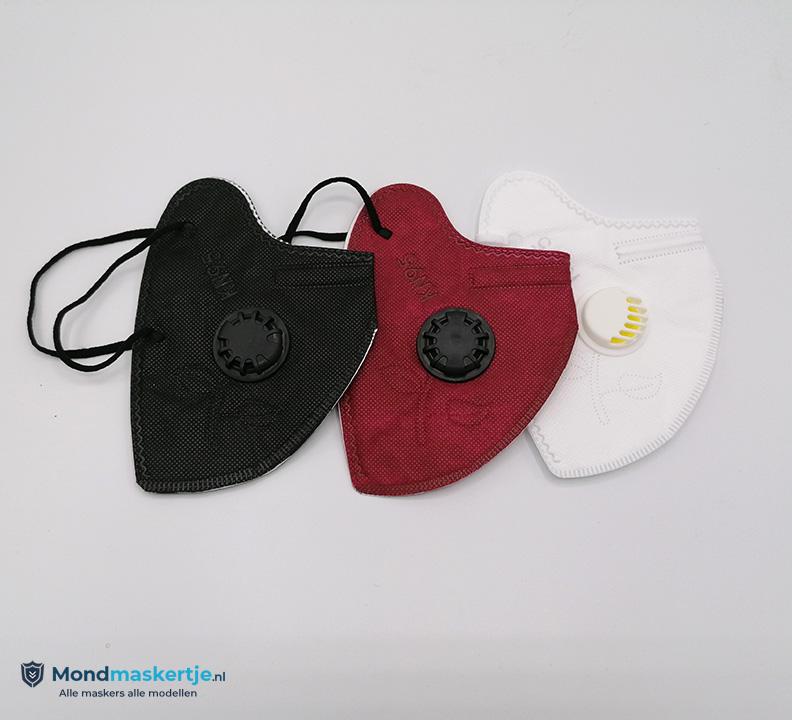FFP2 KN95 mondmasker voor vrouwen